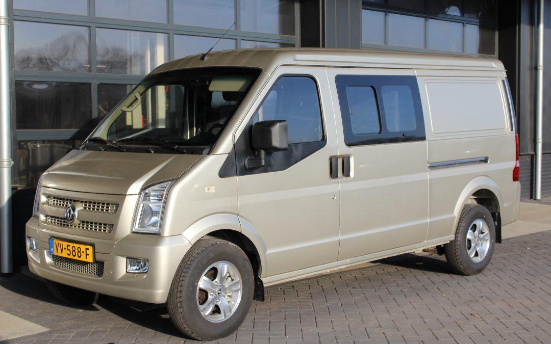 C35 Van dubbele cabine