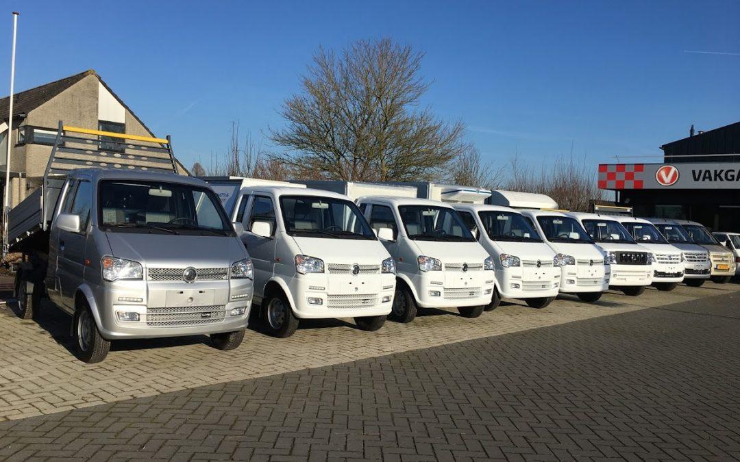 Viam Automotive is dé nieuwe leverancier DFSK City Transporter